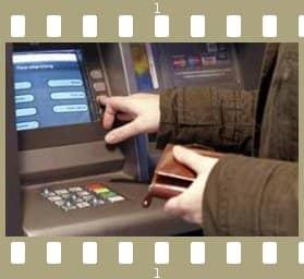 Как могут перехватить данные банковских карточек с банкомата