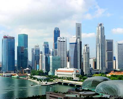 Регистрация компании в Сингапуре