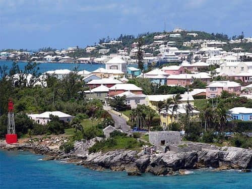 Оффшорные зоны – Бермудские острова