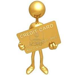 Процесс получения кредитки