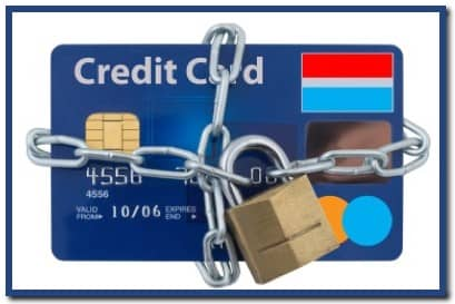 Кредитные карты эмбоссированные и неэмбоссированные.