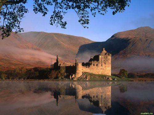 Низко-налоговый оншор Шотландия