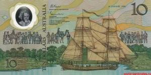 Первая пластиковая валюта мира — австралийский доллар
