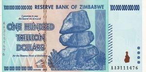 Самая дешёвая валюта мира — зимбабвийский доллар