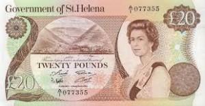 Фунт Святой Елены – валюта необитаемых островов и тюрьмы Наполеона