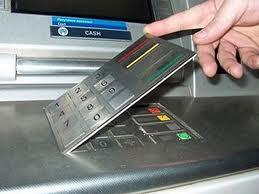 Скимминг — хищение денег с банковской карты