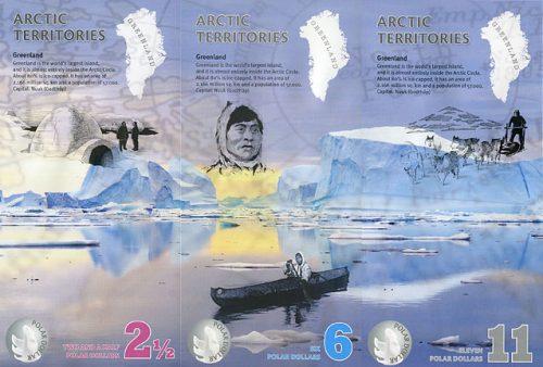 Арктика: полярные доллары и динары Берингии