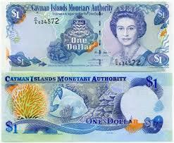 Валюта оффшорного царства — доллар Каймановых островов