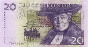 Валюта, не признающая евро — шведская крона