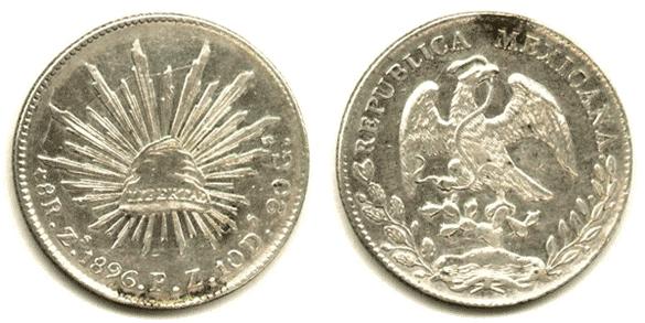 Мексиканский серебряный песо — конкурент доллара США