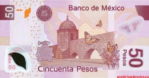 Старейшие валюты мира: мексиканский песо