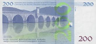 Валюта мирного договора — Конвертируемая марка Боснии и Герцеговины