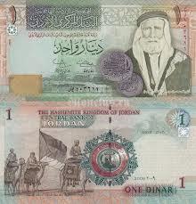 Стабильная валюта Благополучного Королевства — динары Иордании