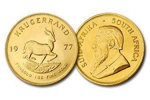 Самые популярные инвестиционные монеты мира — крюгерранды ЮАР