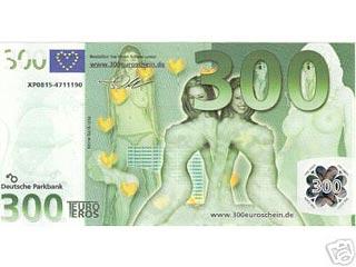 Как отличить фальшивые евро от настоящих