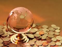 глобус-деньги
