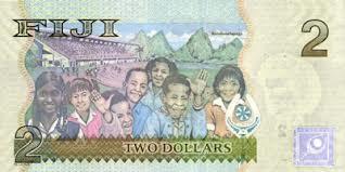 Валюта, сменившая акульи зубы — Фиджийский доллар