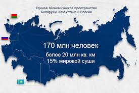 Рождение Евразийского экономического союза