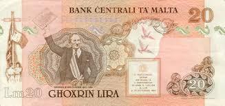 Мальтийская лира — исчезнувшая валюта, которая стоила дороже евро