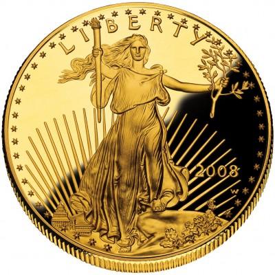 Инвестиционные монеты — американские «Золотые и серебряные орлы»