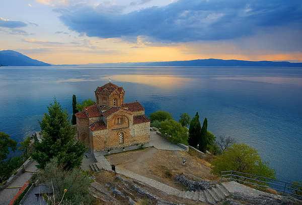 Коротко о гражданстве и бизнесе Македонии